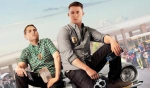 """Jonah Hill & Channing Tatum in """"21 Jump Street"""""""