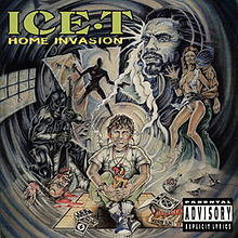 Home Invasion by Ice-T