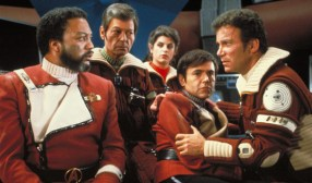 """Star Trek 2: The Wrath of Khan 1982 (Star Trek: The Motion Picture) The second Star Trek motion picture, but arguable the first truly great foray for Jim Kirk and crew into outer space. This sequel to """"Star Trek I: The Motion Picture"""" is better in every possible way,and started the 'evens are better' theory about Star Trek films."""