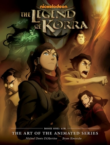 Korra-Art-Book-1