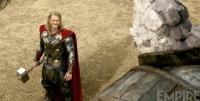 Chris Hemsworth as Thor in 'Thor: The Dark World'