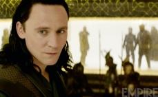 Tom Hiddleston as Loki in 'Thor: The Dark World'