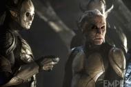 Christopher Eccleston as Malekith in 'Thor: The Dark World'
