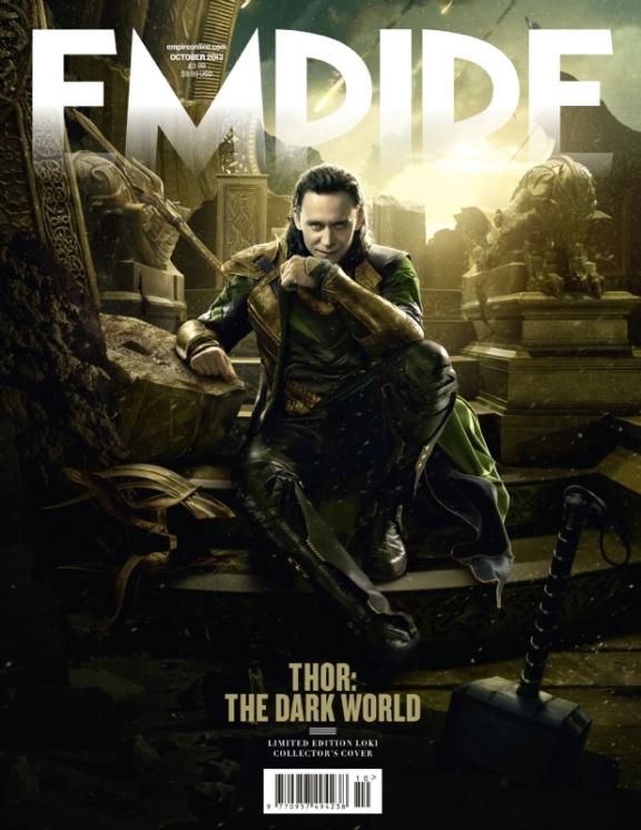 'Thor: The Dark World' Empire Variant Cover 4