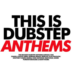 This Is Dubstep Anthems  2CD