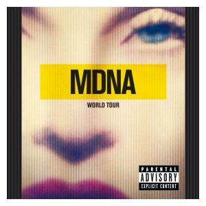 MDNA Live (2 CD)