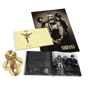In Utero (3CD/DVD - 20th Anniversary Super Deluxe Edition)