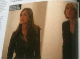 Jenna Coleman and Jemma Redgrave in 'The Day of the Doctor'