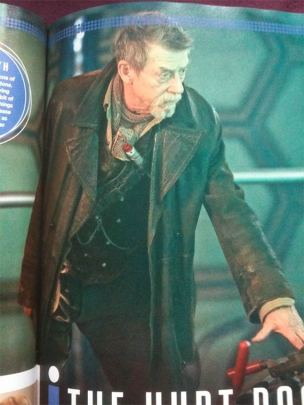 John Hurt in 'The Day of the Doctor'