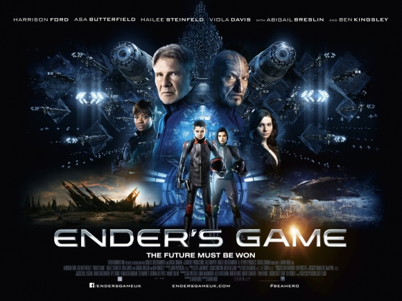 Enders-Game-2013-Movie-UK-Quad-Poster