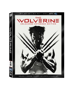 The Wolverine DVD