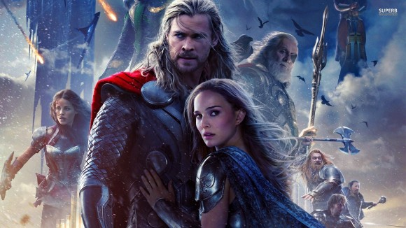 Thor the Dark World Banner 2
