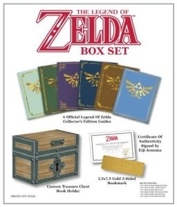 The Legend of Zelda Box Set: Prima Official Game Guide by David Hodgson & Stephen Stratton