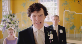 Sherlock 'The Sign of Three' Trailer Images