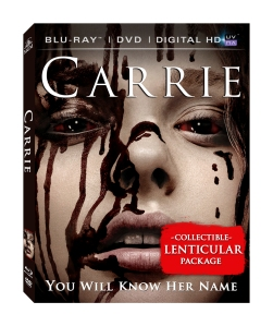 Carrie (2013) on DVD