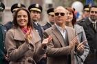 "Michael Keaton in Columbia Pictures' ""RoboCop,"" starring Joel Kinnaman."