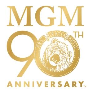 MGM 90 Years Logo