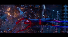 """The Amazing Spider-Man 2"" - Super Bowl Teaser Images"