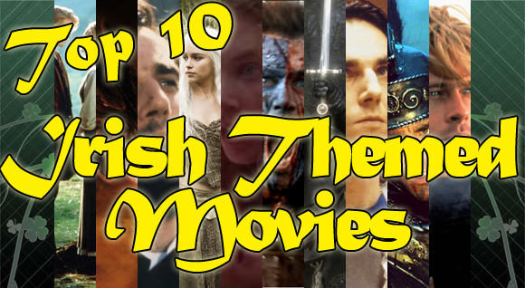 Top 10 Irish Themed Movies