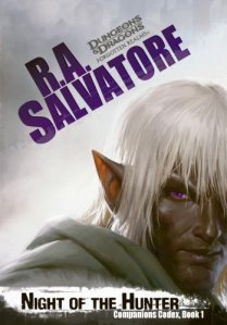 Night of the Hunter: Companions Codex I by R. A. Salvatore