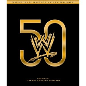 Wwe 50 by Dorling Kindersley