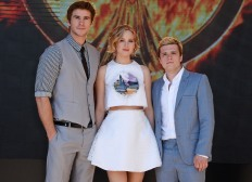 "Lionsgate's ""The Hunger Games: Mockingjay Part 1"" Photocall - The 67th Annual Cannes Film Festival"