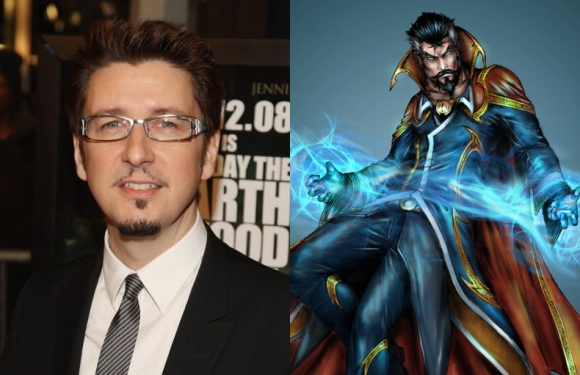 Marvel's 'Dr. Strange' to Be Directed by Scott Derrickson