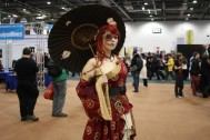 Coasplay Gallery: London Film and Comic Con London, UK