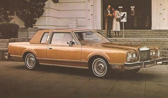 1975-78 Mercury Marquis coupe